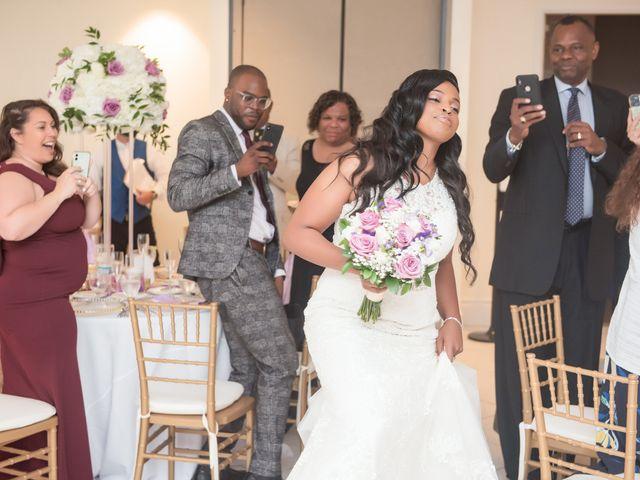 Jarrett and Ebone's Wedding in Fort Lauderdale, Florida 53