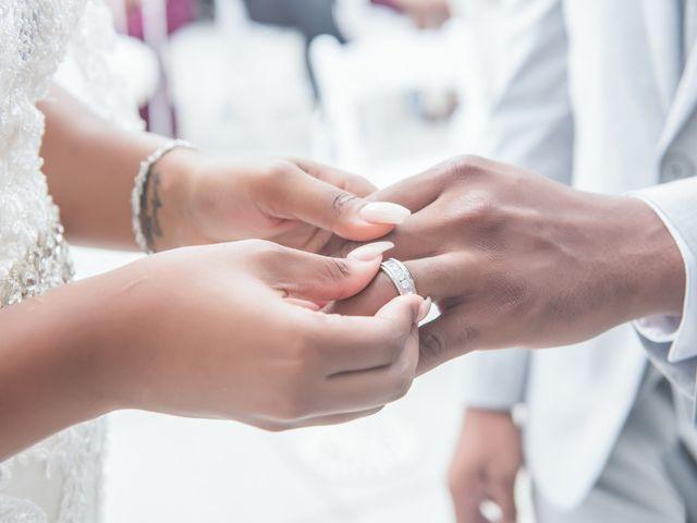 Jarrett and Ebone's Wedding in Fort Lauderdale, Florida 57