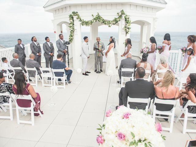 Jarrett and Ebone's Wedding in Fort Lauderdale, Florida 59