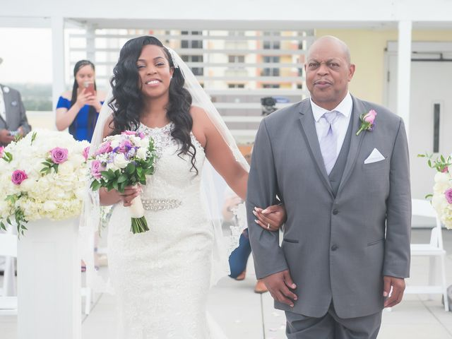Jarrett and Ebone's Wedding in Fort Lauderdale, Florida 60
