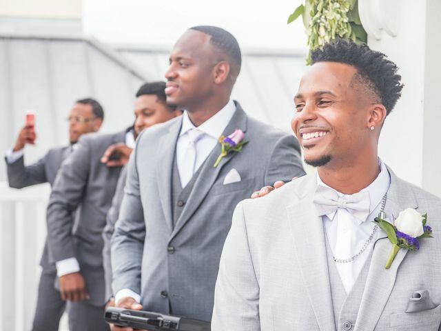 Jarrett and Ebone's Wedding in Fort Lauderdale, Florida 61