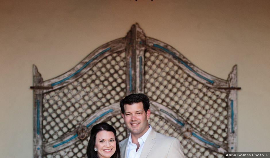 Lauren and Scott's wedding in Mexico