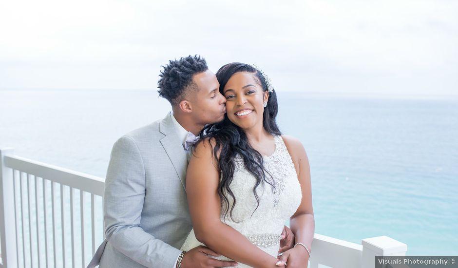 Jarrett and Ebone's Wedding in Fort Lauderdale, Florida