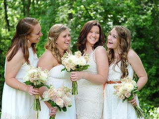 Bri and Michael's Wedding in Old Zionsville, Pennsylvania 4