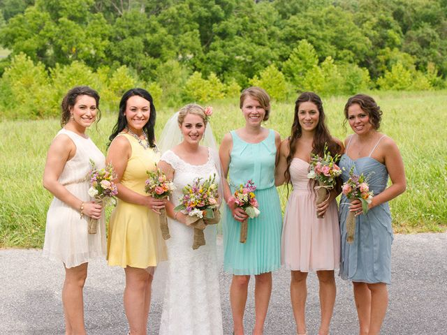Rhiannon and Ben's Wedding in Baltimore, Maryland 6