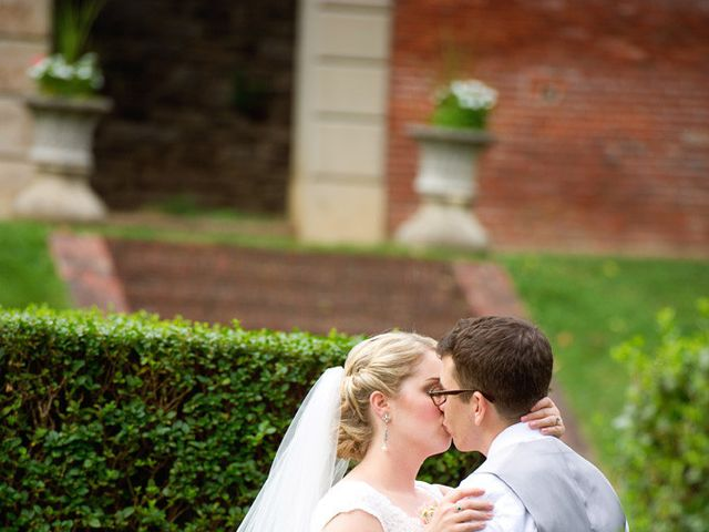 Rhiannon and Ben's Wedding in Baltimore, Maryland 8