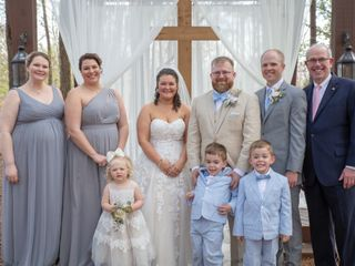Brittney and Phil's Wedding in Rock Hill, North Carolina 3