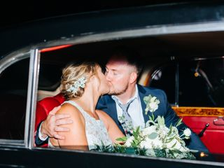 The wedding of Michael and Holly 3