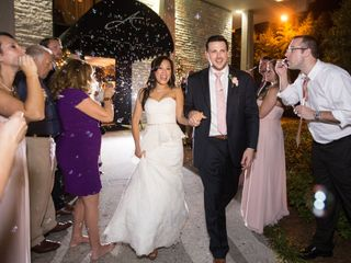 The wedding of Patrick and Christie 2