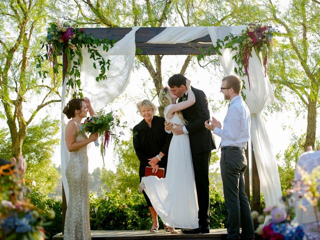 Andrew and Tracy's Wedding in San Diego, California 5