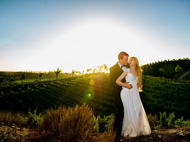 Andrew and Tracy's Wedding in San Diego, California 14