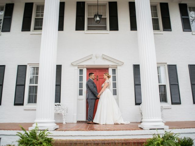 Andrew and Cybil's Wedding in Hartsville, South Carolina 27