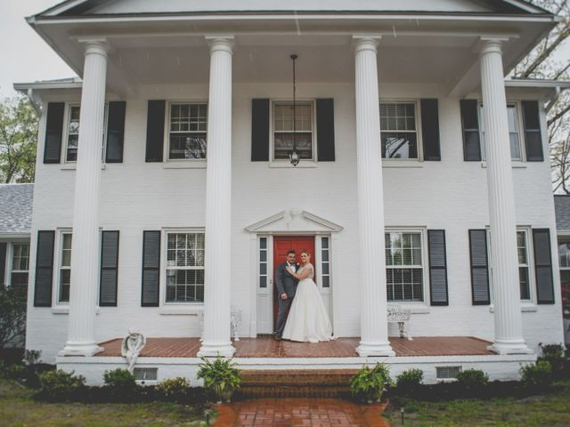 Andrew and Cybil's Wedding in Hartsville, South Carolina 29