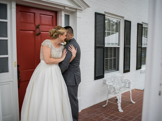Andrew and Cybil's Wedding in Hartsville, South Carolina 31