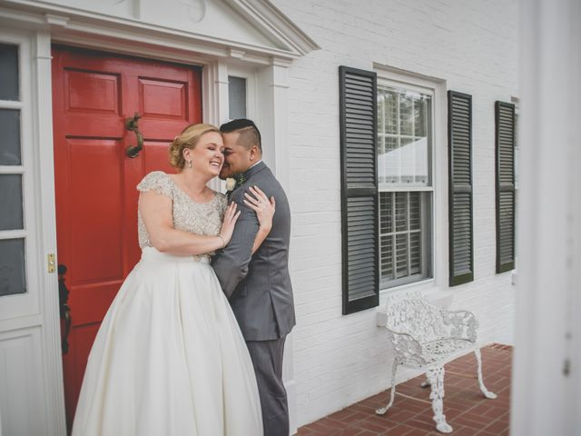 Andrew and Cybil's Wedding in Hartsville, South Carolina 1