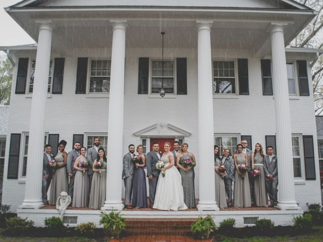 Andrew and Cybil's Wedding in Hartsville, South Carolina 37