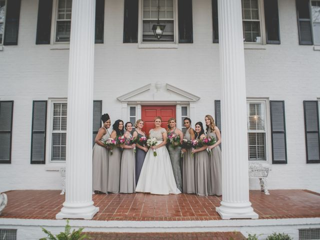 Andrew and Cybil's Wedding in Hartsville, South Carolina 38