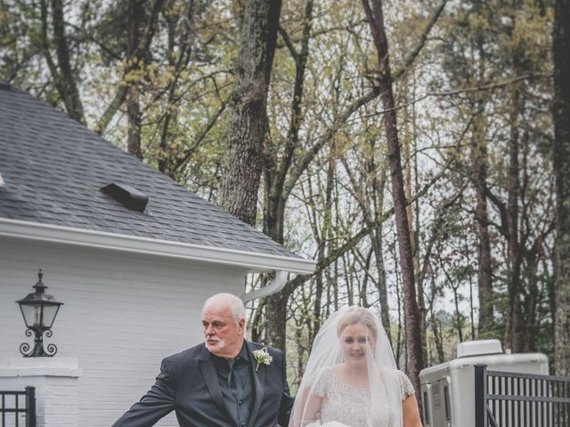 Andrew and Cybil's Wedding in Hartsville, South Carolina 42