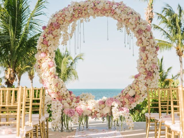 Anto and Tiffany's Wedding in Cancun, Mexico 17