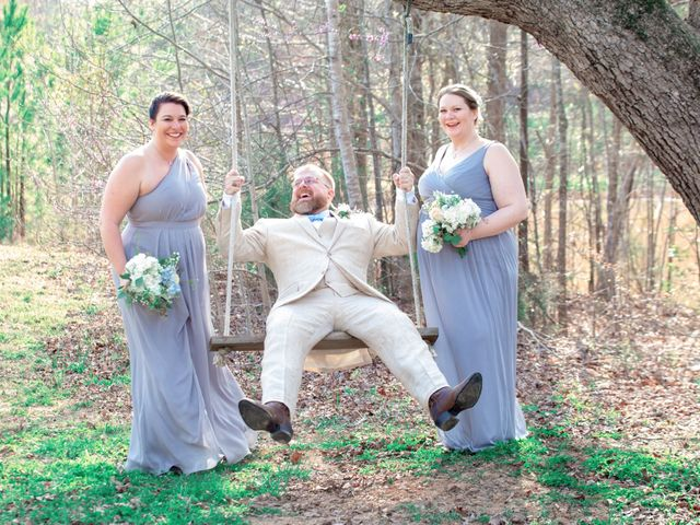 Brittney and Phil's Wedding in Rock Hill, North Carolina 2