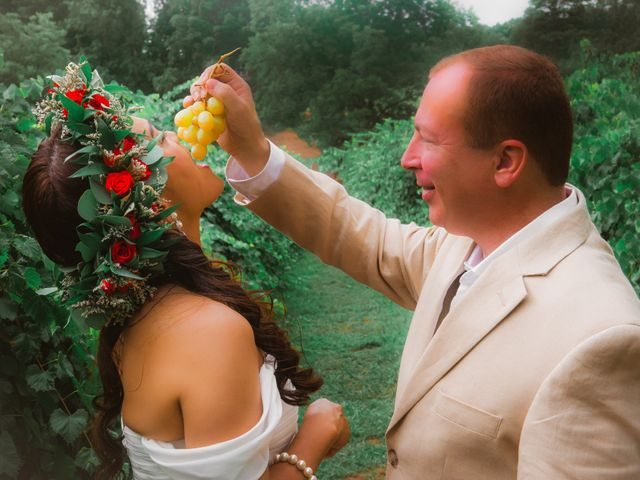 David and Grace's Wedding in Monroe, North Carolina 2