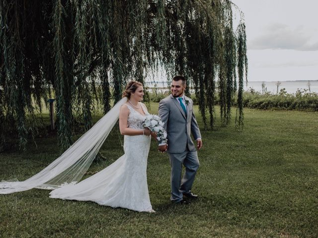 The wedding of Sarah and Bryant