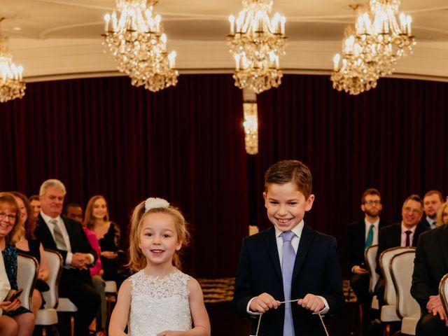 Brian and Carolina's Wedding in Hawthorne, New Jersey 19