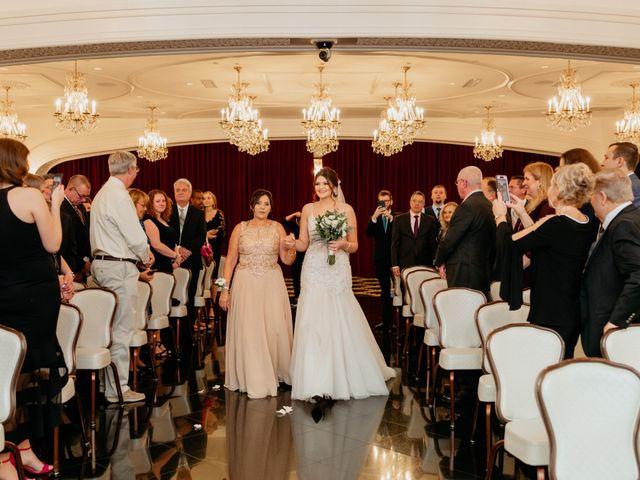 Brian and Carolina's Wedding in Hawthorne, New Jersey 20