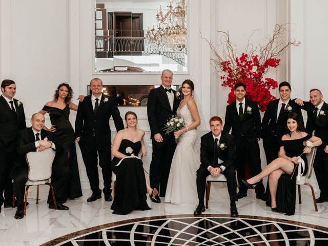 Brian and Carolina's Wedding in Hawthorne, New Jersey 27