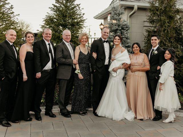 Brian and Carolina's Wedding in Hawthorne, New Jersey 30