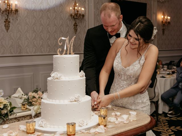 Brian and Carolina's Wedding in Hawthorne, New Jersey 49