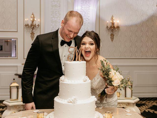 Brian and Carolina's Wedding in Hawthorne, New Jersey 50