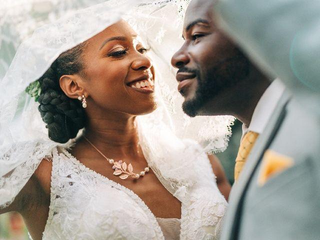 David  and Ivy 's Wedding in Waltham, Massachusetts 2
