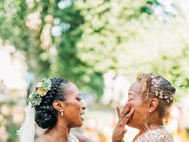 David  and Ivy 's Wedding in Waltham, Massachusetts 10