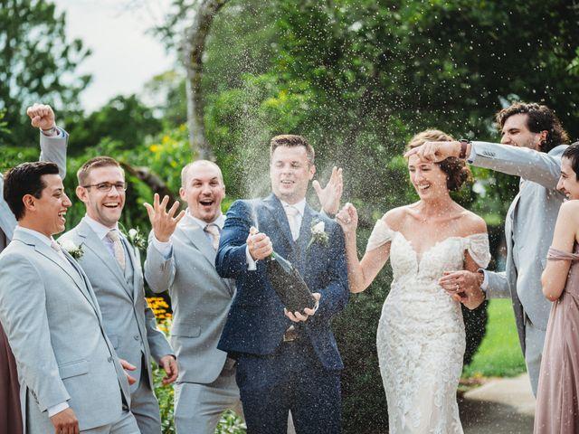 T.. and C..'s Wedding in Cincinnati, Ohio 1