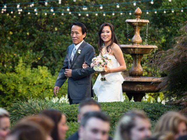Christie and Patrick's Wedding in Norcross, Georgia 8