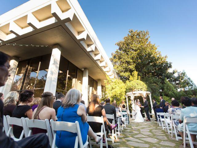 Christie and Patrick's Wedding in Norcross, Georgia 9