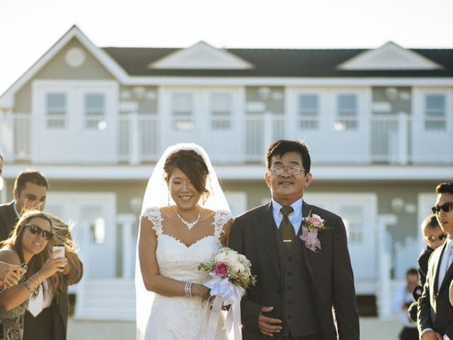 Tina and Phu's wedding in New Jersey 12