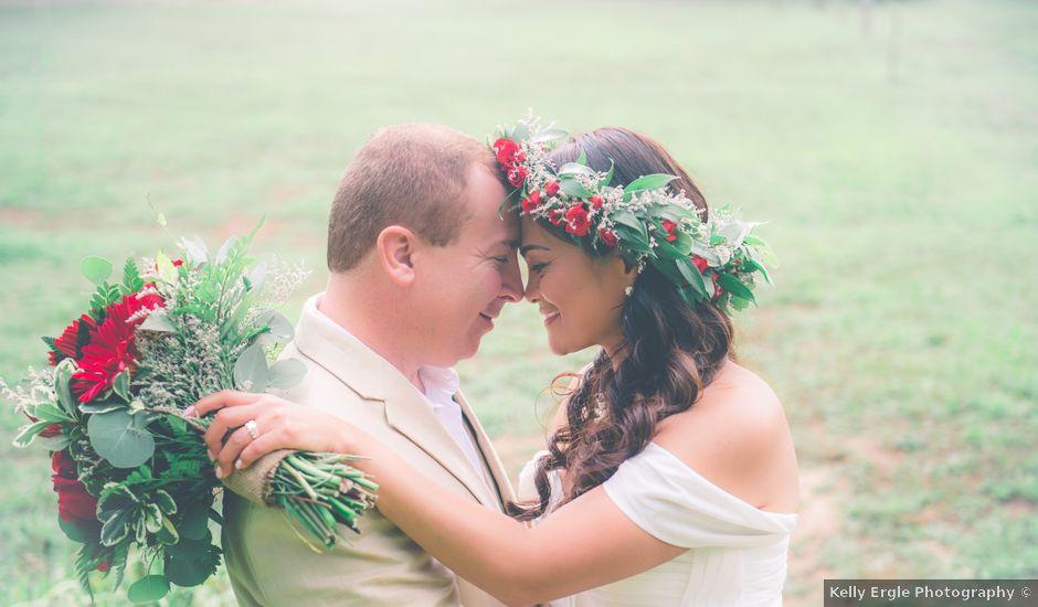 David and Grace's Wedding in Monroe, North Carolina