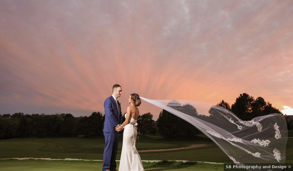 Curtis and Sarah's Wedding in Pewaukee, Wisconsin