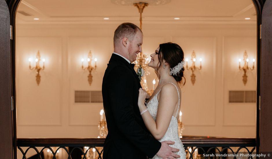Brian and Carolina's Wedding in Hawthorne, New Jersey