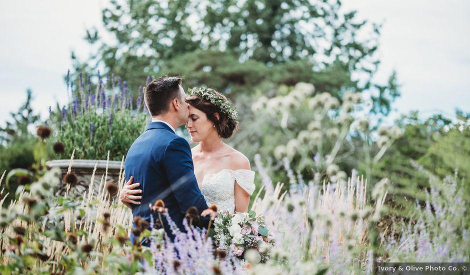 T.. and C..'s Wedding in Cincinnati, Ohio