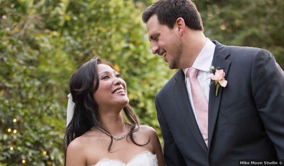 Christie and Patrick's Wedding in Norcross, Georgia