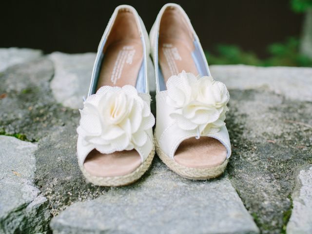 Sara and Tyler's Wedding in Black Mountain, North Carolina 1
