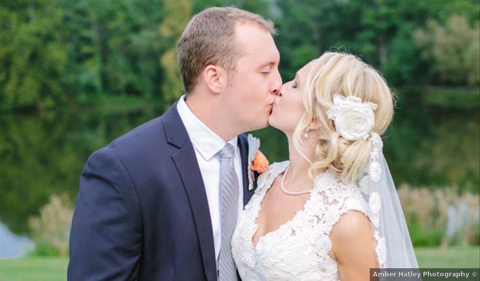 Sara and Tyler's Wedding in Black Mountain, North Carolina
