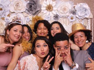 The wedding of Travis B. Valentine and Amanda L. Arita 1