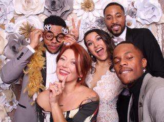 The wedding of Travis B. Valentine and Amanda L. Arita 2