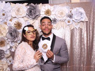 The wedding of Travis B. Valentine and Amanda L. Arita 3