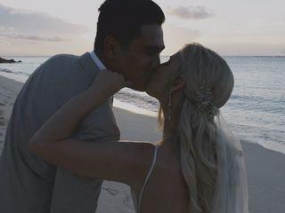 The wedding of Lindsay and Amir