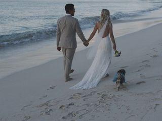 The wedding of Lindsay and Amir 3